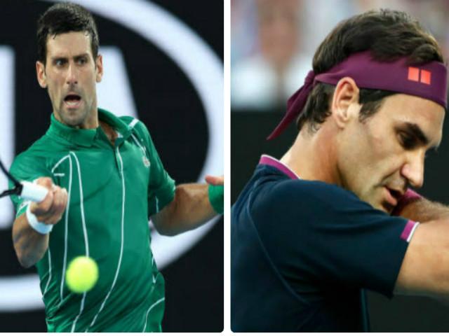 Video tennis Federer - Djokovic: Áp đảo khó tin, lần thứ 8 lịch sử (Bán kết Australian Open)