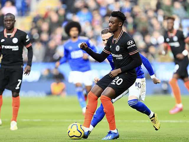 Trực tiếp bóng đá Leicester City - Chelsea: Leicester bị từ chối 11m phút 90+5 (Hết giờ)