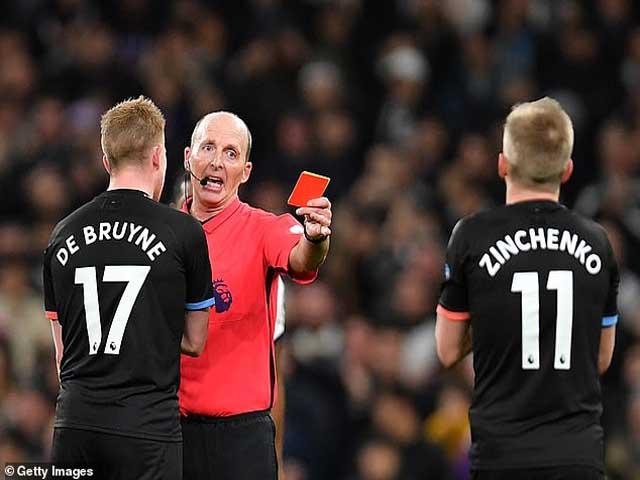 Man City thua đau Tottenham, Pep nhốt học trò 50 phút nguy cơ nhận án phạt