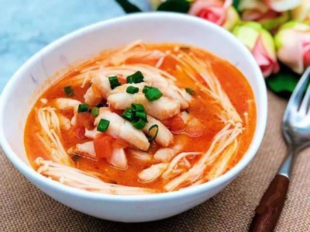 Bí quyết nấu canh cá khiến chồng không thèm ăn cơm hàng