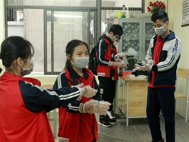 Đã có 53 tỉnh/thành phố cho học sinh nghỉ học phòng dịch do virus Corona