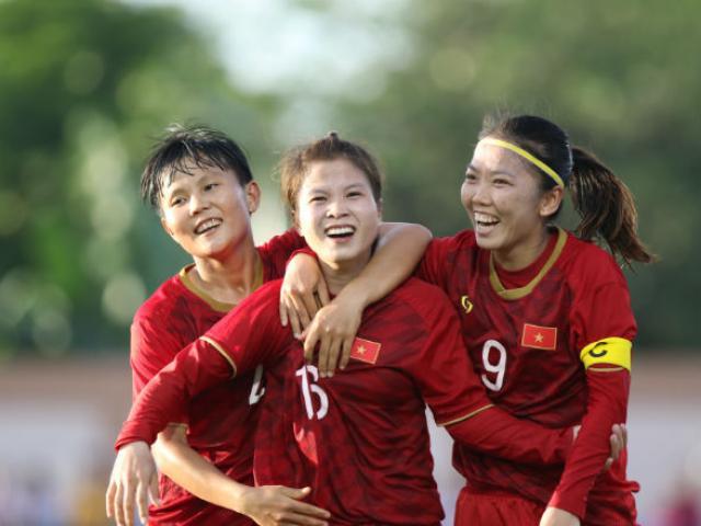 ĐT nữ Việt Nam săn vé Olympic, kình địch Thái Lan dễ bị loại