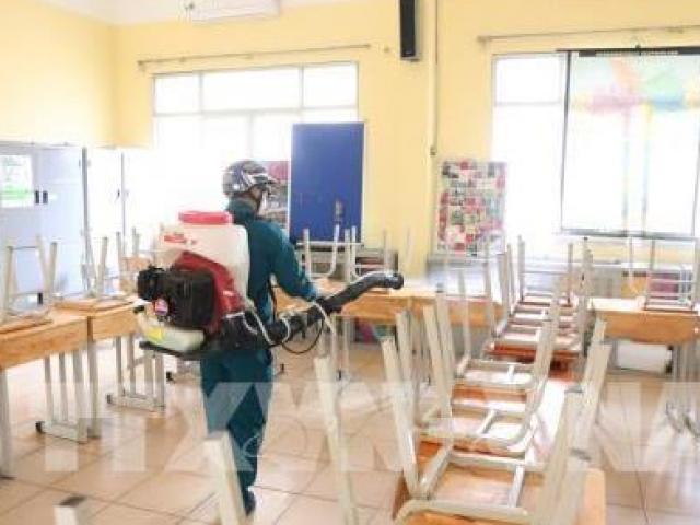 Đã có 56 tỉnh/thành phố cho học sinh nghỉ học phòng dịch do virus Corona