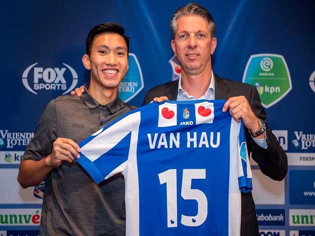 Văn Hậu lỡ V-League: Gian nan chồng chất vẫn quyết bám trụ tại Hà Lan