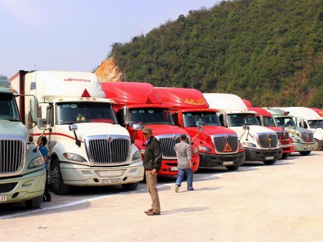 Hàng trăm container nông sản nằm chờ ở cửa khẩu: Nhà nông lao đao vì dịch Corona