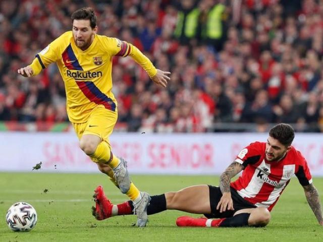 """Real, Barca thua sốc: Báo chí tiếc vì hụt """"Siêu kinh điển"""", trách Messi và thầy mới"""