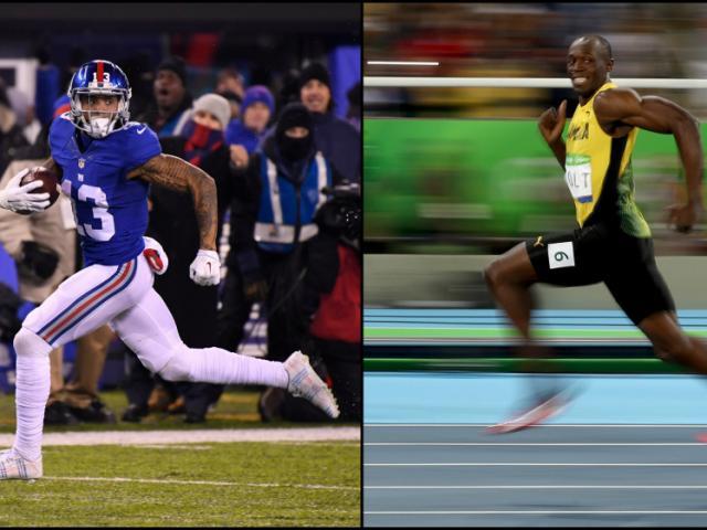 Trận đấu đắt giá nhất hành tinh 22 tỷ USD: 12 cầu thủ bứt tốc như U.Bolt