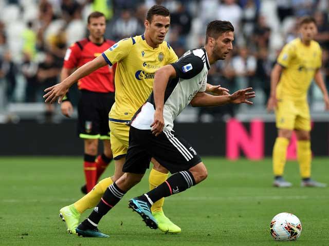 Trực tiếp bóng đá Verona - Juventus: Ngược dòng ấn tượng (Hết giờ)
