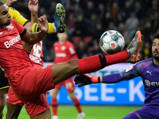 Video highlight trận Leverkusen - Dortmund: Rượt đuổi 7 bàn mãn nhãn