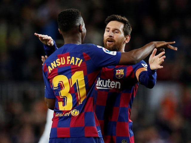 Nhận định bóng đá Real Betis - Barcelona: Giải hạn mất cúp, Messi trút căm hờn