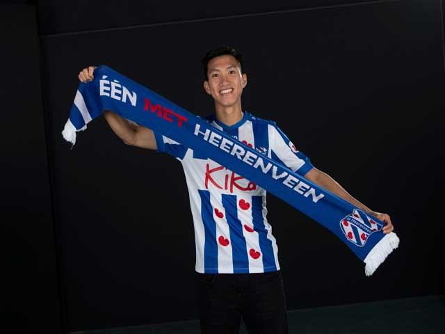 Văn Hậu 0 phút giải Hà Lan: Heerenveen dễ mua luôn giá 1,2 triệu euro?