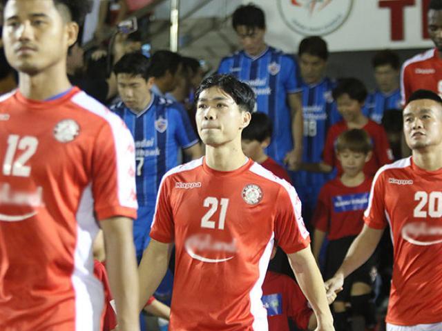 Trực tiếp bóng đá Yangon United - TP. Hồ Chí Minh: Công Phượng gỡ hòa (H1)