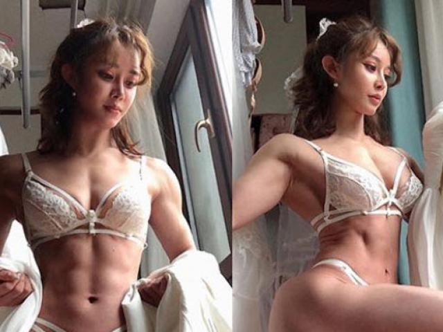 """Nữ bác sĩ cơ bắp xinh đẹp Trung Quốc: """"Siêu nhân"""" chống virus Corona"""