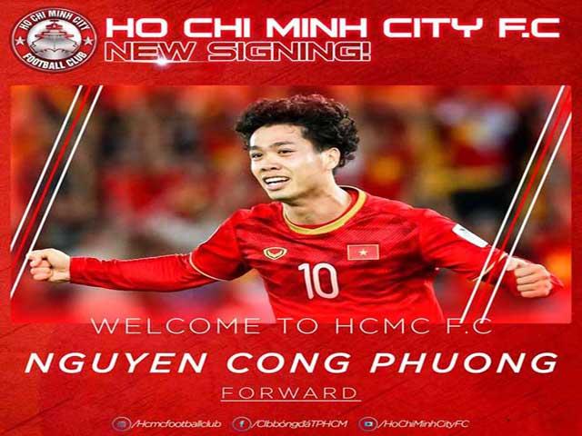 Bóng đá Việt Nam vươn tầm châu Á: Công Phượng lọt top SAO sáng AFC Cup