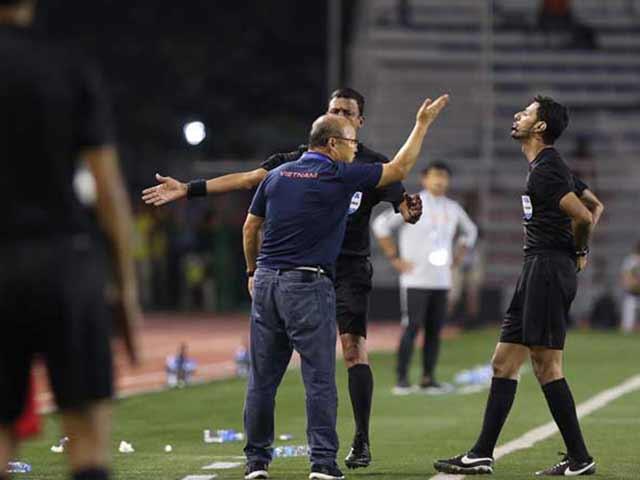 HLV Park Hang Seo bị cấm chỉ đạo 4 trận: Có phải án phạt nặng nhất Đông Nam Á?