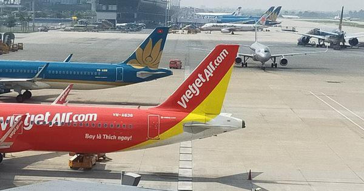 Hàng không Việt Nam thiệt hại hơn 10 ngàn tỉ đồng do dịch Covid-19