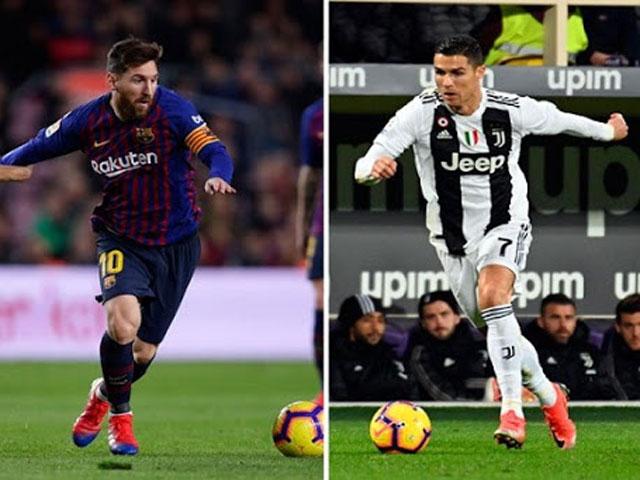 Juventus và Barca mất ngôi số 1: Khi Messi - Ronaldo quá cô đơn?
