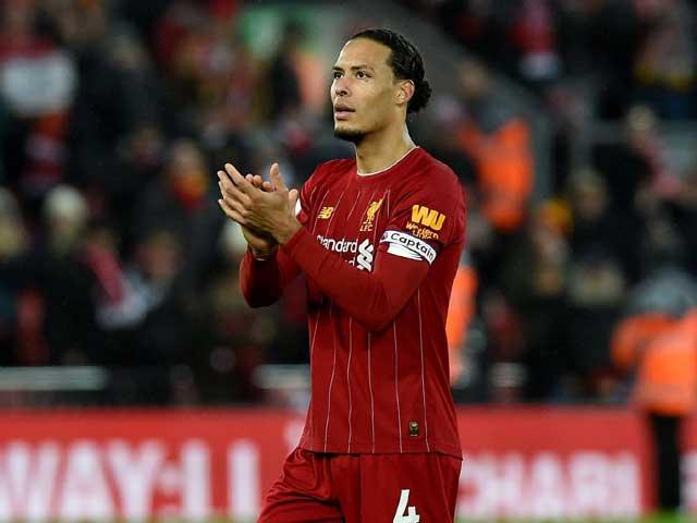 """Liverpool quyết """"trói chân"""" Van Dijk: Kinh ngạc siêu hợp đồng 1,5 nghìn tỷ"""