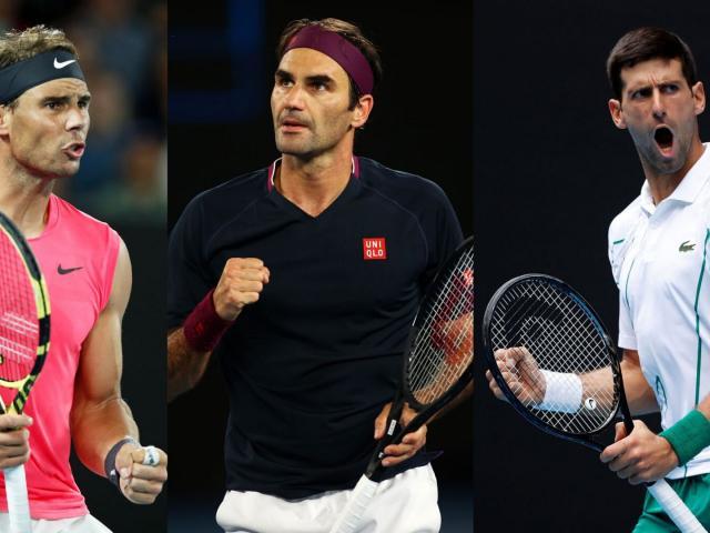 Djokovic sáng cửa vượt Federer, Nadal: Bao giờ thành vĩ đại nhất lịch sử?