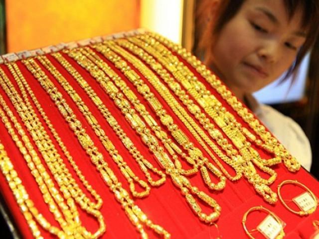 Người dân Trung Quốc chán mua vàng