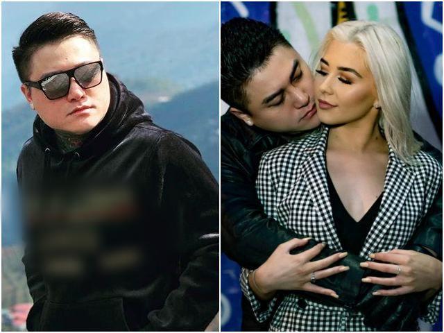 """""""Ngã ngửa"""" thân thế người đẹp Tây bị đồn là bạn gái mới của Vũ Duy Khánh"""