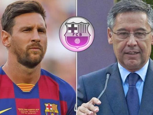 Sốc: Messi và đồng đội bị Chủ tịch Barca thuê người bôi nhọ hình ảnh