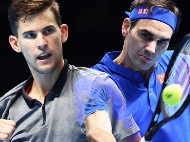 """""""Hoàng tử"""" Thiem sắp vượt Federer: Mơ về Grand Slam"""