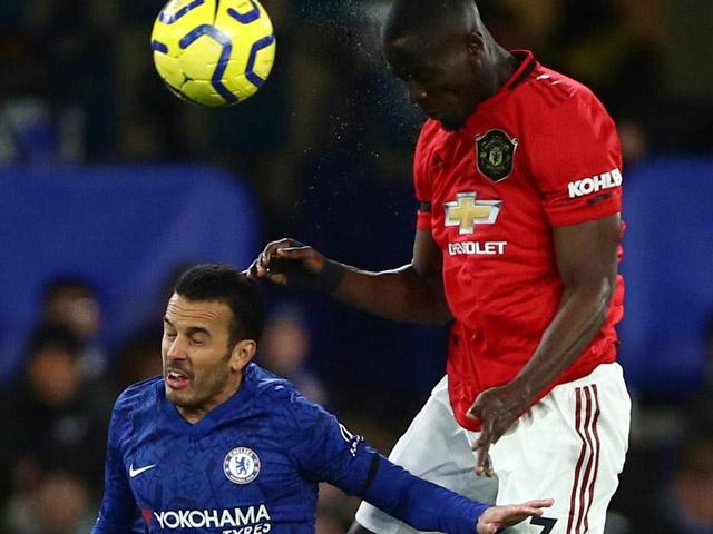 Trực tiếp bóng đá Chelsea - MU: Đội khách có bàn mở tỉ số