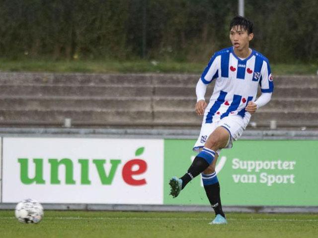 Văn Hậu chơi xuất sắc, giúp đội nhà thắng dễ đánh chiếm top 3 giải Hà Lan