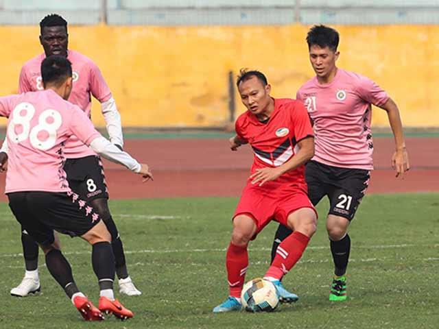 Dàn SAO ĐT Việt Nam & U23 so tài: Duy Mạnh, Đình Trọng đấu Trọng Hoàng, Quế Ngọc Hải
