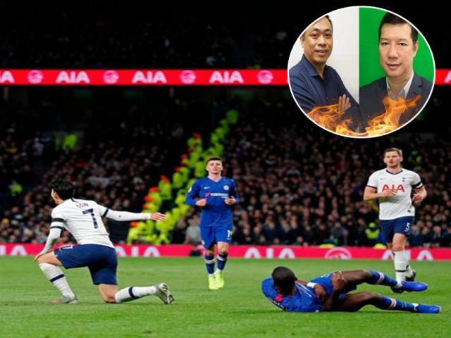 """Chelsea đấu Tottenham: BLV Quang Huy – Quang Tùng """"máu lửa"""" với derby London"""