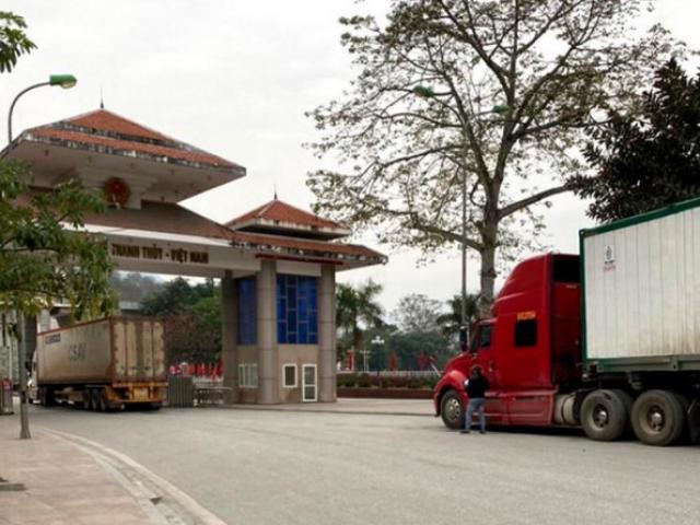 Cửa khẩu Tân Thanh thông quan trở lại từ hôm nay
