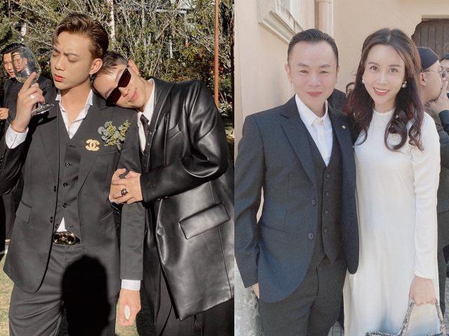 Tóc Tiên tổ chức đám cưới tại biệt thự siêu sang, lộ diện dàn sao hiếm hoi đến dự