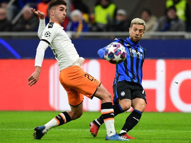 """Kết quả bóng đá Cúp C1, Atalanta - Valencia: Đôi công rực lửa, """"hủy diệt"""" 4 bàn"""