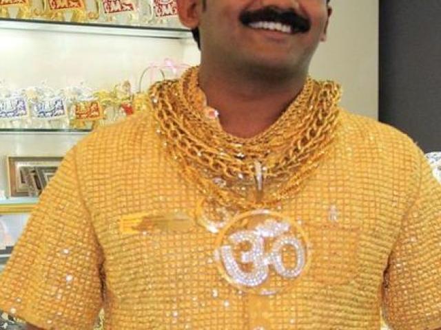 Hoá ra giới thừa tiền châu Á cuồng vàng đến mức này
