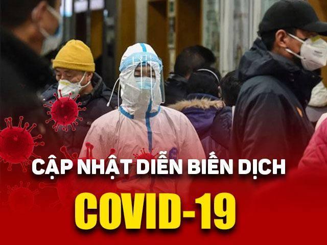 Dịch Covid-19 ngày 21/2: 76.805 người trên thế giới nhiễm bệnh