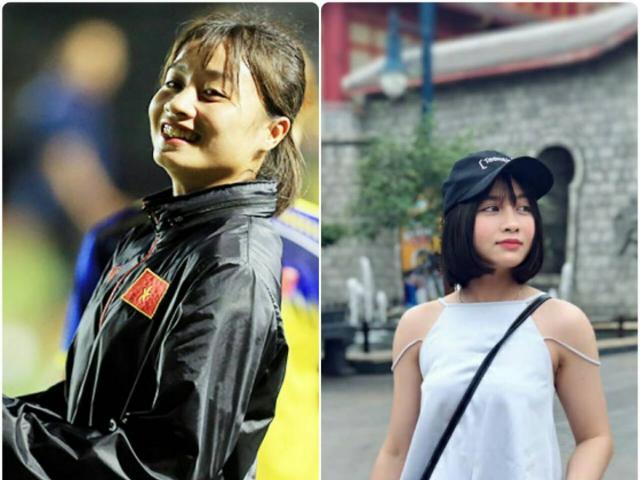 Báo Thái bất ngờ vinh danh Hoàng Thị Loan top 10 mỹ nữ bóng đá châu Á