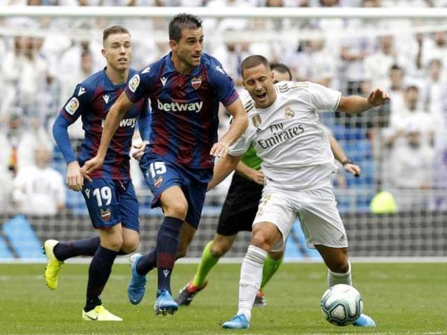 Nhận định bóng đá Levante – Real Madrid: Chủ quan dễ trả giá, coi chừng người cũ