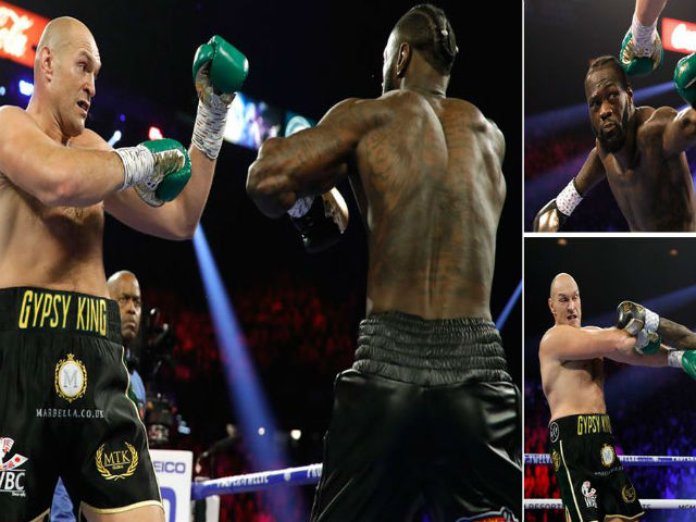Siêu đại chiến boxing Wilder - Fury: 7 hiệp đỉnh cao, ngả mũ đón tân vương