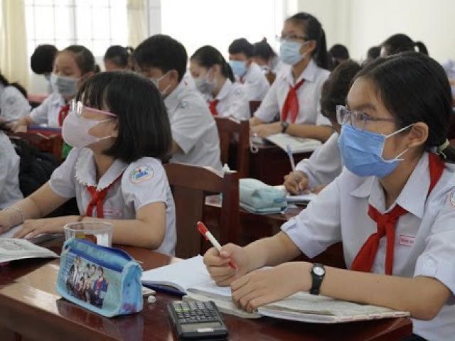Bộ GDĐT công bố điều chỉnh khung kế hoạch thời gian năm học 2019-2020