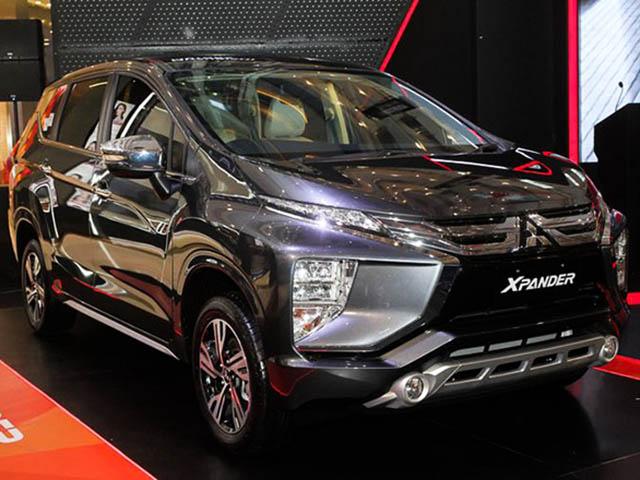 Mitsubishi Xpander 2020 chính thức ra mắt, nâng cấp nhẹ ngoại thất