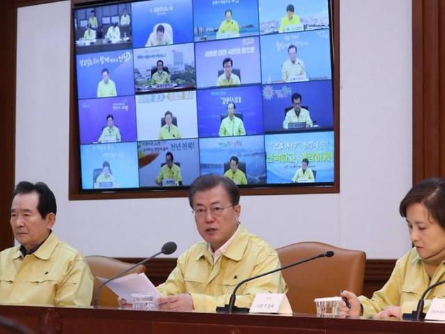 Dịch Covid-19: Tổng thống Hàn Quốc lên tiếng, nâng cảnh báo lên mức cao nhất