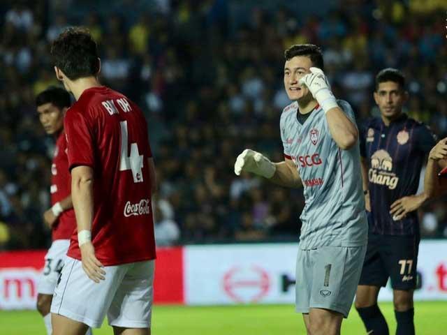 Video highlight trận Muangthong United - Bangkok United: Văn Lâm nỗ lực, cay đắng kết quả