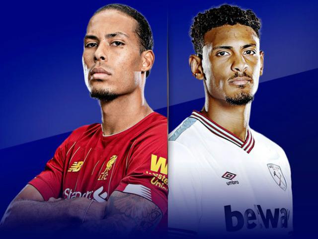 Nhận định bóng đá Liverpool - West Ham: Chinh phục kỷ lục, quên sầu cúp C1