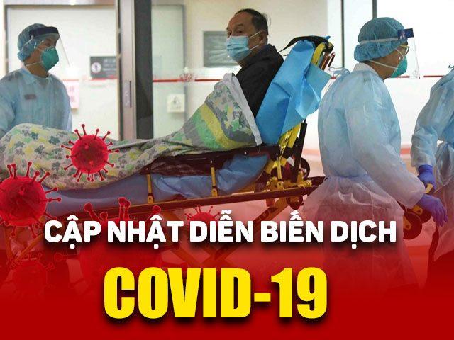 Dịch Covid-19 ngày 25/2: Gần 900 ca nhiễm bệnh ở Hàn Quốc