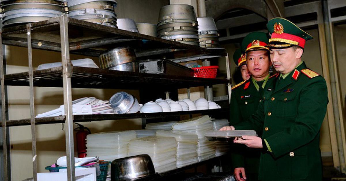 144 người về từ tâm dịch Covid-19 Hàn Quốc được cách ly tại Sơn Tây
