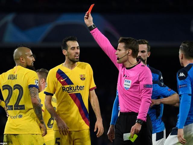 """Barca chỉ còn 12 cầu thủ tái đấu Napoli, đón tin dữ trước """"Siêu kinh điển"""""""