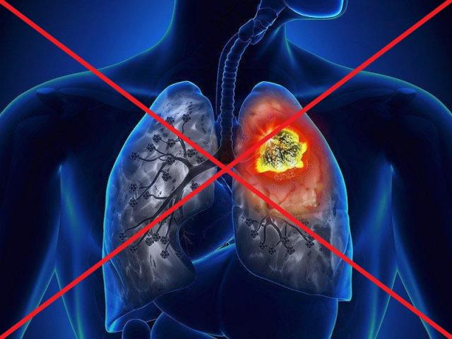 Không muốn mắc ung thư phổi, nên ăn uống theo cách này