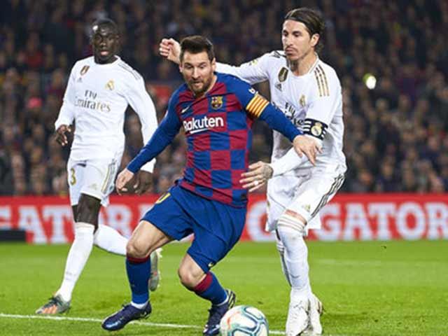 Virus Corona đến Madrid, trận siêu kinh điển Real – Barca có diễn ra?