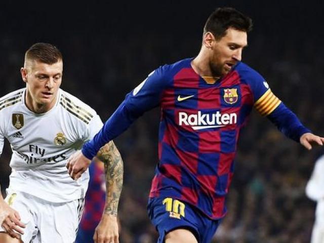 """Siêu kinh điển Real - Barca: Zidane """"lắm mưu nhiều kế"""", Messi có sập bẫy?"""